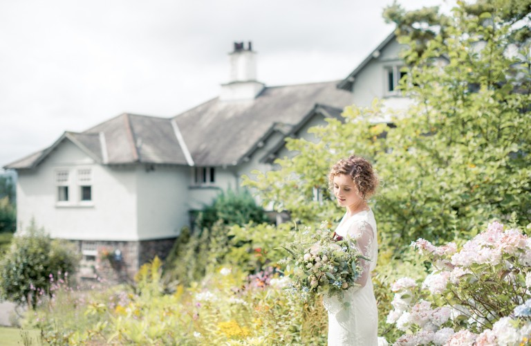 Lake District Weddings at the Ryebeck