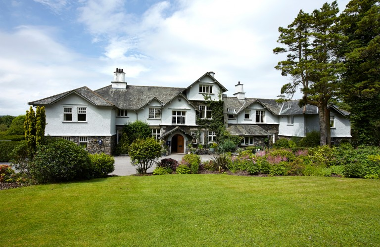 Exclusive use of the Ryebeck Hotel & Restaurant overlooking Windermere