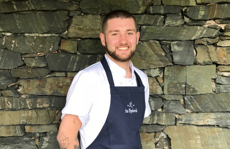 Ryebeck Chef through to the finals of Young Chef of the Year competition…